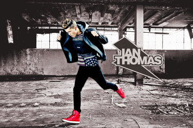Ian Thomas Wallpaper by JustineLovesBieber