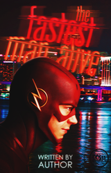 The Fastest Man Alive - Wattpad Cover (PREMADE) by OutOfStyle13