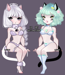 Eye Cats Adopt [5] -CLOSE- by Miss-Trinity