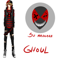 Ficha Unravel-Ghoul (ghoul) by ChaosSK