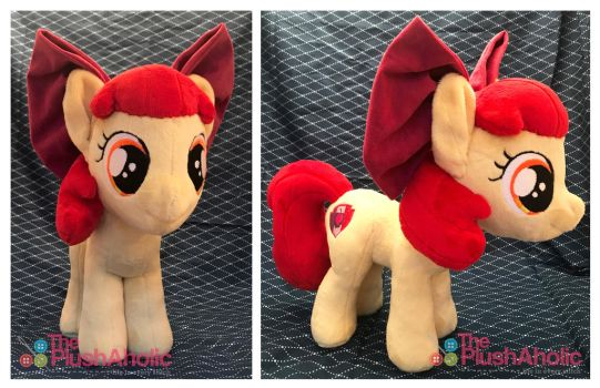Apple Bloom by The-PlushAholic