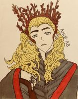 this is my drawing of thrandvil in curls by angelgirl200215