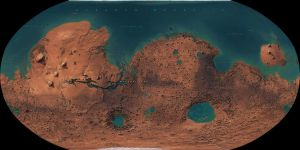 Ancient Mars by atlas-v7x