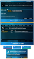 Malwarebytes Future UI Concept by WarrenClyde