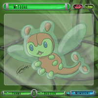 PKMN - Mitodae by caat