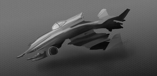 Aircraft Concept by sao96