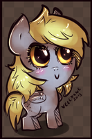 Little Derpy by Velexane