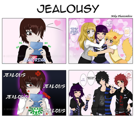 Jealousy by Miku Phantomhive by MikuPhantomhive666