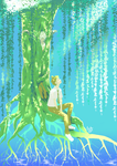 SDR2 + Willow by BakaMandy