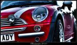 The MINI Cooper by MrBeastmaster