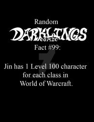 Darklings - Random Fact #99 by RavynSoul