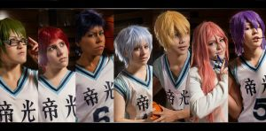 KnB: Generation of miracles by Straaay