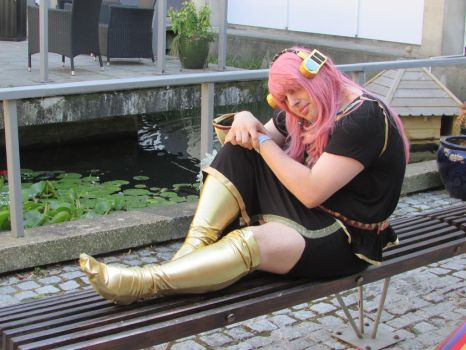 Vocaloid - Megurine Luka cosplay (7) by DILLIGAF-Otaku