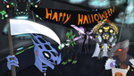 Darkspore Return - Happy Halloween! by AlienGryphon