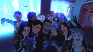 Mass effect by stealth211