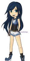ItsFunneh Cartoonish by LunarEclispe