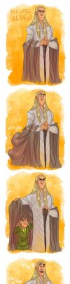 LOTR - My little Leaf by the-evil-legacy