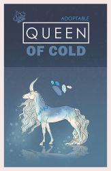 Queen Of Cold - SOLD by Cadavroux