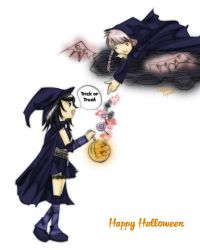happy halloween 2 by neKoIzuMi