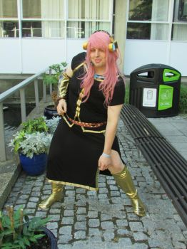 Vocaloid - Megurine Luka cosplay (5) by DILLIGAF-Otaku