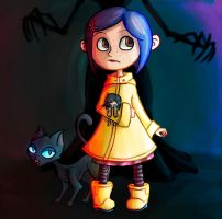 Coraline by hille1