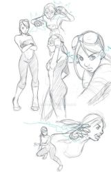 Tezla Character Sheet by DRMoore