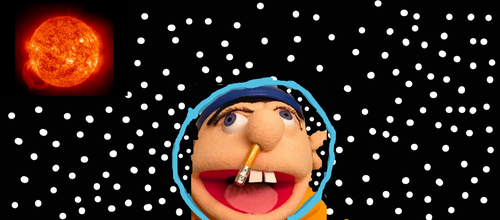 Jeffy In Space