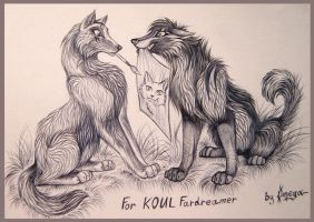 Koul Fardreamer by OmegaLioness