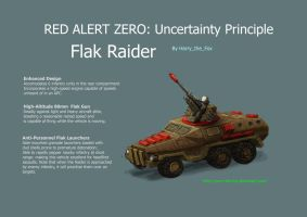 RA2- Flak Raider by Harry-the-Fox