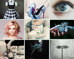 AIW OC Alicia Vonalec Aesthetic By: Lavi by Lavi-Mukami-Adopts