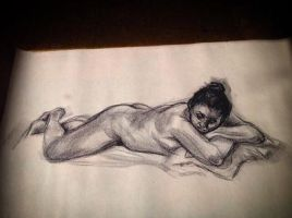 Figure Drawing by animaddict