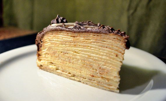 French Crepe Cake by ann4rt