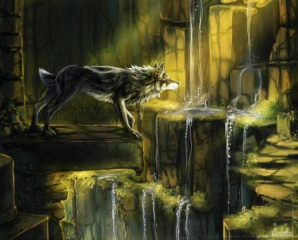 .:Land of the Ancients:. by Aviaku