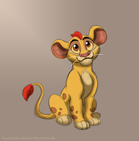 Young Kion by Coloran