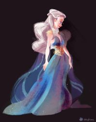 Stormborn - GAME OF THRONES by hyamei