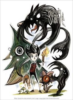 Don't starve by YuzaiNo
