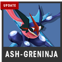 Ash-Greninja is a newcomer?! -Icon- by Twin-Gamer