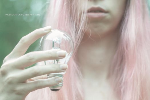 Think pink by MeeriHelin
