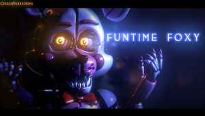 Funtime Foxy - [FNaF SL] by ChuizaProductions