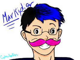 Markiplier! by CaptainRexRules13