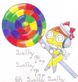 Lolly Lolly Pop by JazzHands966