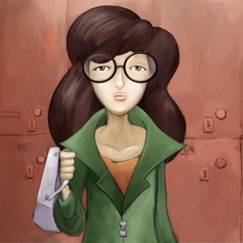 Daria by BoKaier