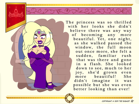 Another Princess Story - Growing Empress by Dragon-FangX