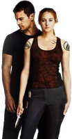 Divergent Tris and Four (Book Version) by nickelbackloverxoxox