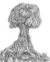 brain tree by JoeMacGown