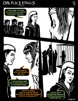 Darklings - Issue 3, Page 23 by RavynSoul