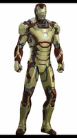 WIP Ironman by billycsk