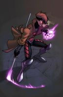 The Gambit Color by logicfun