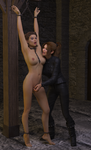 The Empress - The Coup (Closeup) by Dracis3D
