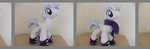Double Diamond - My Little Pony Plush MLP by Masha05